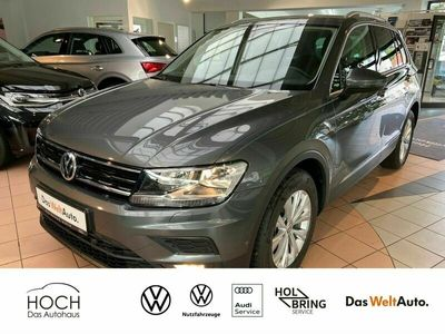 gebraucht VW Tiguan 2.0TDI Navi+AHK+Rückfahrkamera+AppConnect