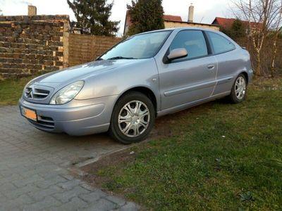 gebraucht Citroën Xsara Coupe 1.4 Chrono