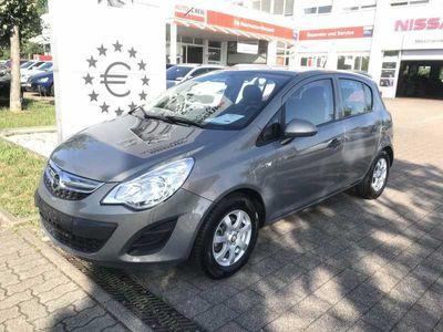 gebraucht Opel Corsa 1.2 Edition *Klima\/ALU\/Tempomat*