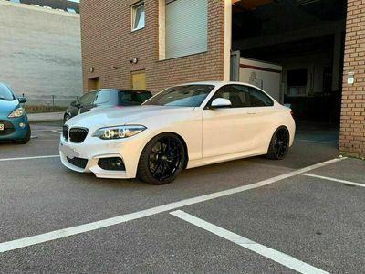 gebraucht BMW 230 i LCI Coupe Sport-Aut. M Sport KW V... als Sportwagen/Coupé in Bergheim