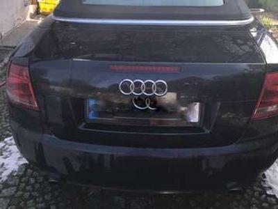 gebraucht Audi A4 Cabriolet 2.5 TDI