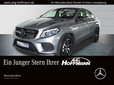 gebraucht Mercedes GLE450 AMG AMG 4M Coupé Fond-tv+Burmester 3D+Comand
