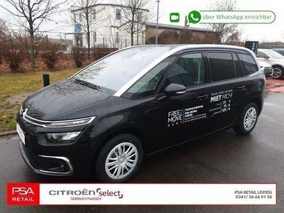 gebraucht Citroën C4 SpaceTourer GrandBlueHDi 130EAT8 FEEL/ Navi/ 7Sitze/ AHZ