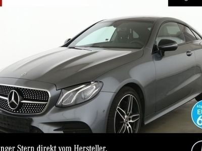 gebraucht Mercedes E200 Cp. AMG Pano LED Night Kamera Totwinkel PTS