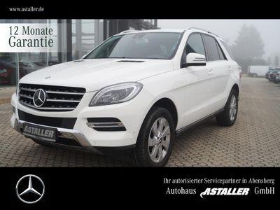 gebraucht Mercedes ML350 CDI BlueTEC ILS+Fahrass+AHK+8fach+Winte