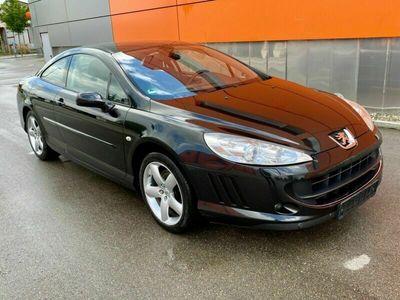 "gebraucht Peugeot 407 Coupe 2.7 HDI Automatik ""Sport"" Xenon Navi"