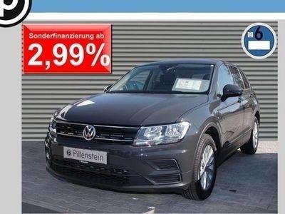 gebraucht VW Tiguan 2.0 TDI Trendline RADIO KLIMA LANE ASSIST 1