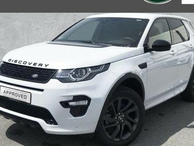 gebraucht Land Rover Discovery Sport 2.0D TD4 180PS SE Rückfahrkam. G