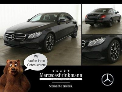 gebraucht Mercedes E200 Limousine AVANTGARDE/GLASDACH/KAMERA