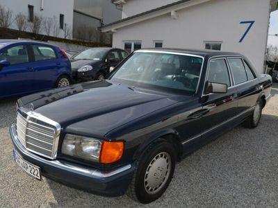 używany Mercedes 420 MB*Liebhaberfahrzeug*