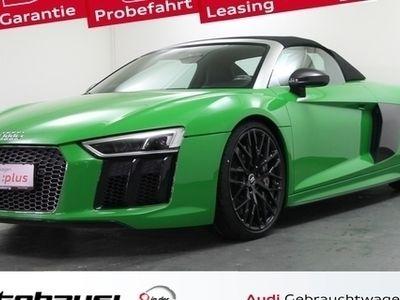 gebraucht Audi R8 Spyder V10 plus 5.2 TFSI quattro Sportsitz