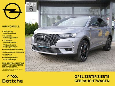 gebraucht DS Automobiles DS7 Crossback BlueHDi 180 Be chic LED EU6