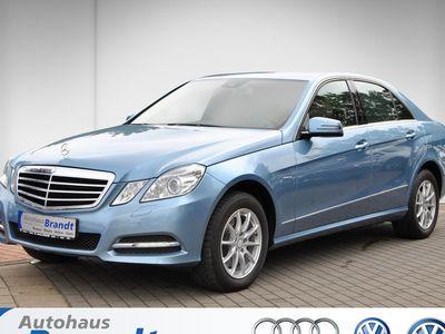 used Mercedes E300 CDI Avantgarde XENON*LEDER*LUFTFED.*AHK