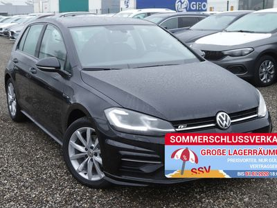 gebraucht VW Golf 1.5 TSI 150 DSG R-Line Nav LED ErgoSi 17Z