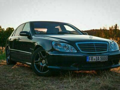 gebraucht Mercedes S55 AMG AMG -Klasse L