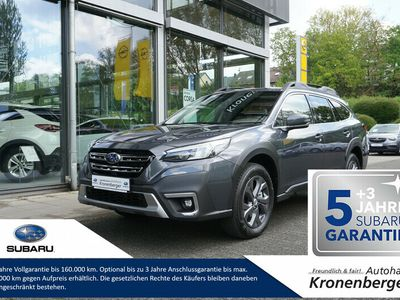 gebraucht Subaru Outback Outback2.5i Edition Trend40 Lineartronic