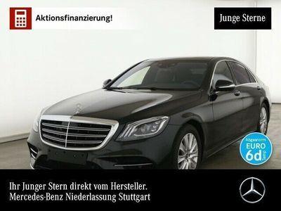 gebraucht Mercedes S500L AMG Nachtsicht Fondent 360° Stdhzg Pano