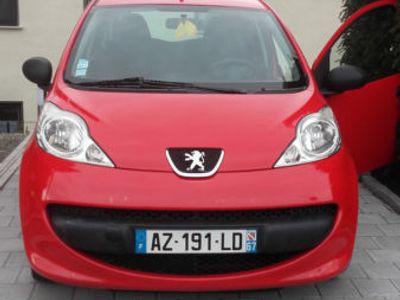 gebraucht Peugeot 107 70 Urban Move
