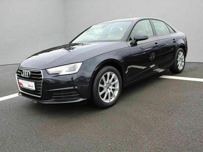 gebraucht Audi A4 Limousine 2.0 TDI VC Navi Sitzheizung Xenon Fahrzeuge kaufen und verkaufen