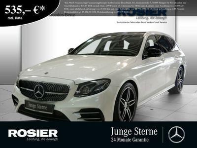 gebraucht Mercedes E43 AMG AMG T 4M Pano Wide. Com. Airmatic Multibeam