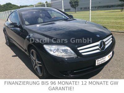 używany Mercedes CL500 Navi+TV/NightVision/Bi-Xenon/AMG 20 Zoll