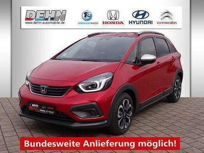 gebraucht Honda Jazz Hybrid 1.5 e CVT Crosstar Executive