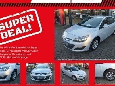 gebraucht Opel Astra Style 1.4 Turbo NAVI-8 Fach ALU-Klimaaut.