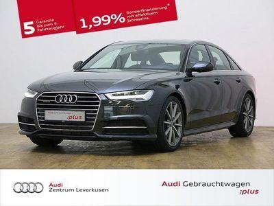 gebraucht Audi A6 3.0 TDI quattro S line HUD STANDHZ NACHTSICHT - Leder,Klima,Schiebedach,Alu,Servo,Standheizung,AHK,