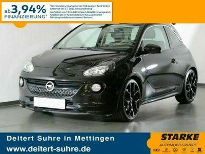gebraucht Opel Adam S 1. 4 Turbo Klima PDC SHZ Alu