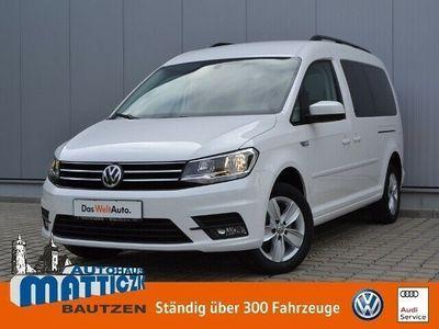 gebraucht VW Caddy Maxi Life 2.0 TDI EU6 COMFORTLINR/COOL&FIN