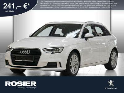 gebraucht Audi A3 Sportback 2.0 TDI sport ACC LED Navi+ Sound S