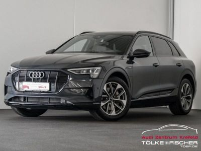 gebraucht Audi E-Tron - advanced 55 S line quattro