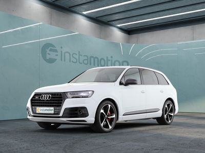 gebraucht Audi SQ7 SQ74.0 TDI quattro tiptr. Matrix/Head Up/Standh