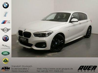 gebraucht BMW 118 i 5-Türer Limousine Edition M Sport