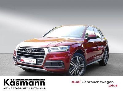 gebraucht Audi Q5 2.0 TDI design bei Gebrachtwagen.expert