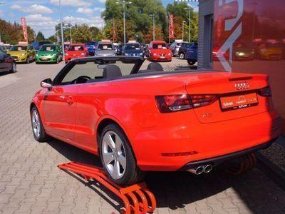 gebraucht Audi A3 Cabriolet 2.0 TDI S-tronic AAC Temp. NSW
