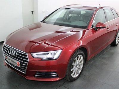gebraucht Audi A4 2.0 TFSI ultra S tronic design VC, AHK, LED
