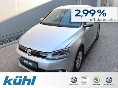gebraucht VW Jetta Hybrid 1.4 TSI Comfortline Klimaautomatik,