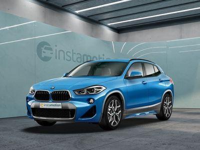gebraucht BMW X2 X2xDrive20d M Sport X Aut. AHK Navi Plus RK H&K