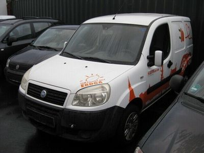gebraucht Fiat Doblò Cargo KaWa SX 1.6 16V Natural Power