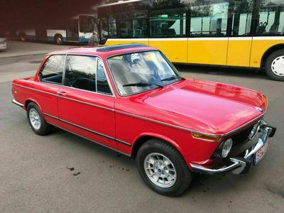 gebraucht BMW 2002 unrest. Originalzustand als Limousine in Saarbrücken