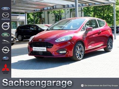gebraucht Ford Fiesta 1.0 EcoBoost S&S ST-LINE Navi ACC Klimaaut.