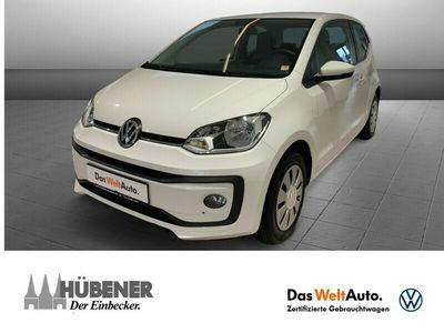 gebraucht VW up! 1.0/move up/Klima/BT/SHZ/maps+more