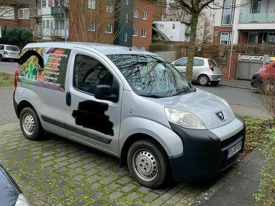gebraucht Peugeot Bipper bj 2009 !! 7 Monate TÜV als Van/Kleinbus in Klein Nordende