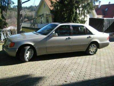 używany Mercedes 600 in wunderschöner Kombi TopZustand 2. Hand