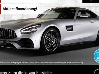gebraucht Mercedes AMG GT Cp. Perf-Sitze Pano Burmester Distr. LED