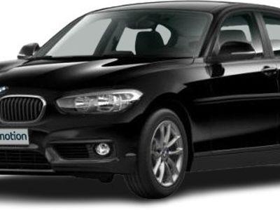 gebraucht BMW 116 116 i Advantage Navi Business LM Durchlade PDC
