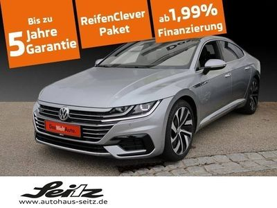 gebraucht VW Arteon 2.0 TDI R-Line EU6 LED Hauptscheinw., Nav