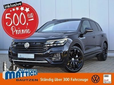 gebraucht VW Touareg 4.0 V8 TDI 4Motion R-Line BLACK-STYLE/NP