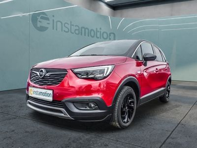 gebraucht Opel Crossland X Crossland XINNOVATION 1.2 KLIMAAUTO NAVI AHK